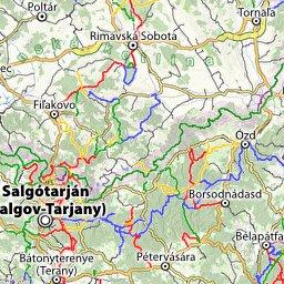 Turisticka Mapa Kst